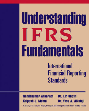 Understanding IFRS Fundamentals: International Financial Reporting Standards (0470399147) cover image