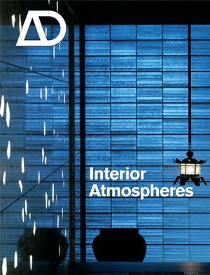 Interior Atmospheres (0470512547) cover image