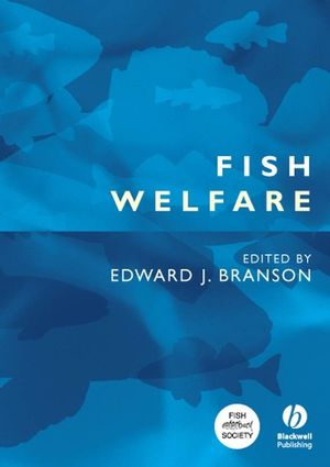 Fish Welfare (0470698047) cover image