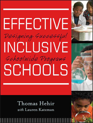 Effective Inclusive Schools: Designing Successful Schoolwide Programs (0470880147) cover image