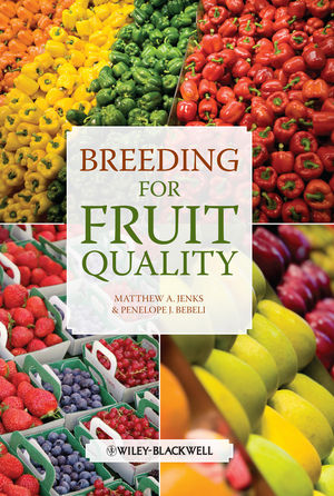Breeding for Fruit Quality (0470959347) cover image