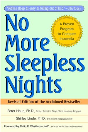 No More Sleepless Nights, Revised Edition