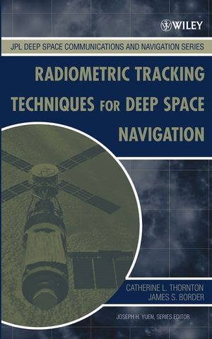 Radiometric Tracking Techniques for Deep-Space Navigation