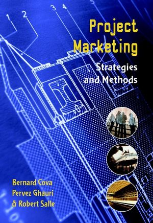 Project Marketing: Beyond Competitive Bidding (0471486647) cover image