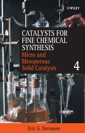 Microporous and Mesoporous Solid Catalysts, Volume 4