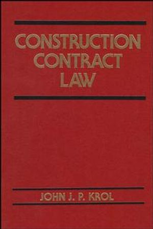 <span class='search-highlight'>Construction</span> Contract Law
