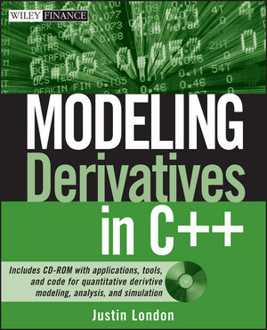 Modeling Derivatives in C++ (0471654647) cover image