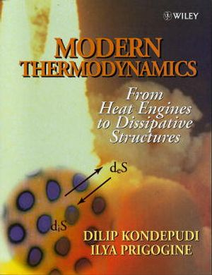 Modern Thermodynamics: From Heat Engines to Dissipative Structures (0471973947) cover image