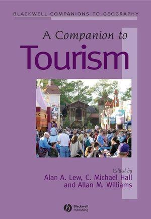 A Companion to Tourism (0631235647) cover image