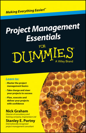 Wiley: Project Management Essentials For Dummies, Australian and ...