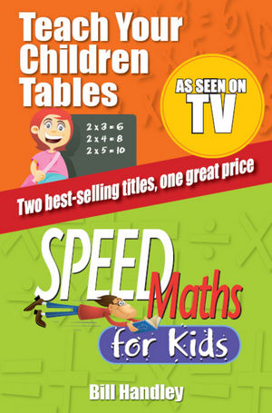 Teach Your Children Tables/Speed Maths for Kids, Special Edition