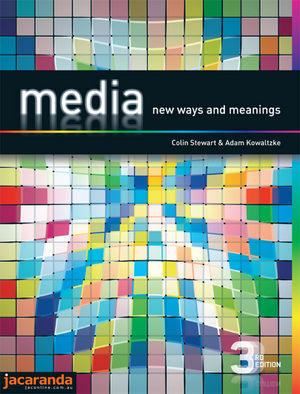 Media New Ways and Meanings and eBookPlus, 3rd Edition (0731405447) cover image