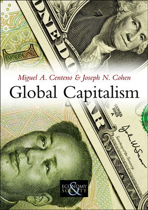 Global Capitalism: A Sociological Perspective (0745655947) cover image