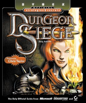 Dungeon Siege: Sybex Official Strategies & Secrets (0782129447) cover image