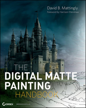The Digital Matte Painting Handbook (1118078047) cover image
