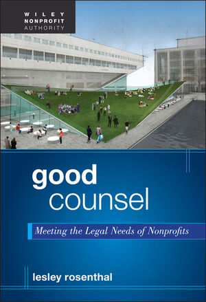 Good Counsel: Meeting the Legal Needs of Nonprofits (1118084047) cover image