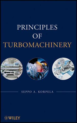 Principles of Turbomachinery (1118162447) cover image