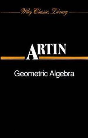 Geometric Algebra (1118164547) cover image