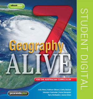 Geography Alive 7 For The Australian Curriculum eBookPLUS (Online Purchase)