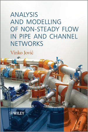 Analysis and Modelling of Non-Steady Flow in Pipe and Channel Networks (1118532147) cover image