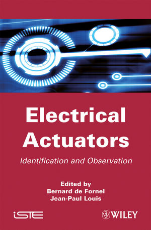 Electrical Actuators: Applications and Performance (1118586247) cover image