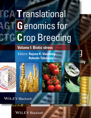 Translational Genomics for Crop Breeding, 2 Volume Set