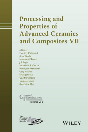 Processing and Properties of Advanced Ceramics and Composites VII (1119183847) cover image