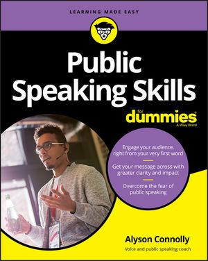 why do we study public speaking