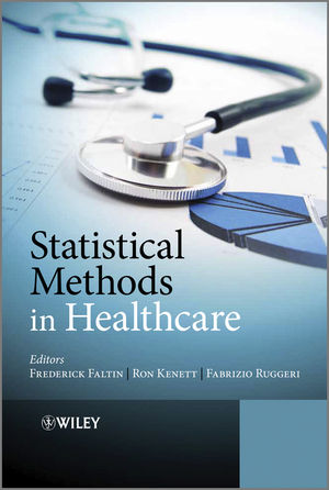 Statistical Methods in Healthcare (1119942047) cover image