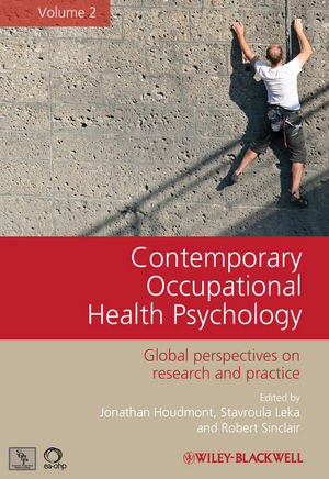 Contemporary Occupational Health Psychology: Global Perspectives on Research and Practice, Volume 2 (1119971047) cover image