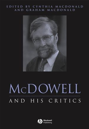 McDowell and His Critics (1405106247) cover image
