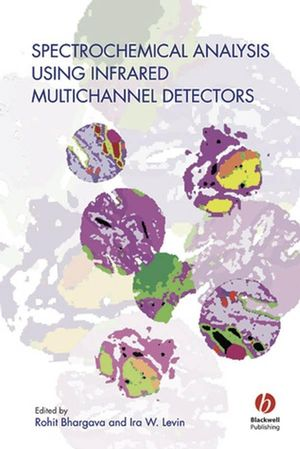 Spectrochemical Analysis Using Infrared Multichannel Detectors (1405125047) cover image