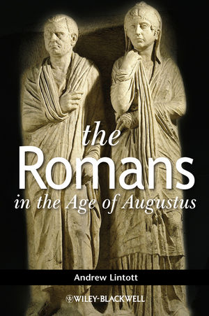 The Romans in the Age of Augustus (1405176547) cover image