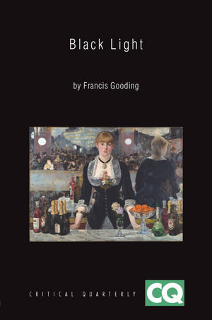 Black Light: Myth and Meaning in Modern Painting (1405191147) cover image