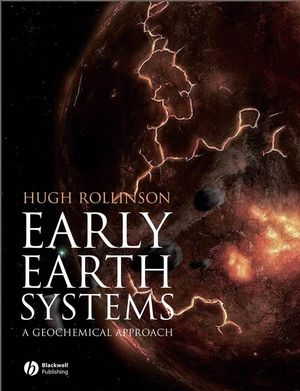 Early Earth Systems: A Geochemical Approach (1444308947) cover image