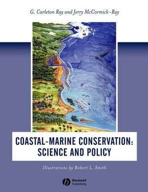 Coastal-Marine Conservation: Science and Policy (1444311247) cover image
