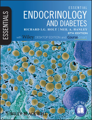 Essential Endocrinology and Diabetes, Includes Desktop Edition, 6th Edition