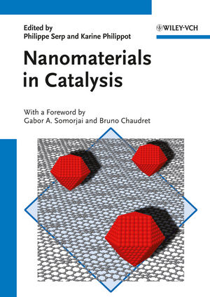 Nanomaterials in Catalysis (3527331247) cover image