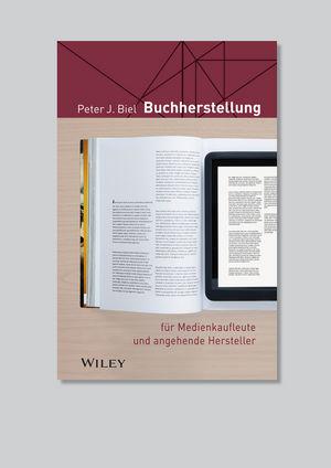 Buchherstellung für Medienkaufleute und Angehende Hersteller