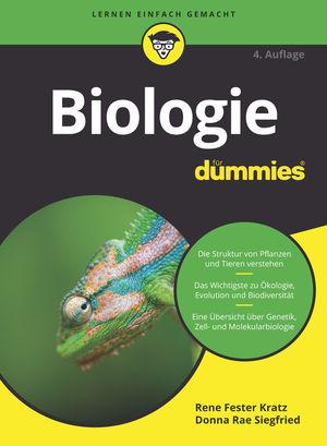 Biologie für Dummies, 4. Auflage