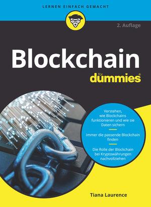 Blockchain für Dummies, 2. Auflage