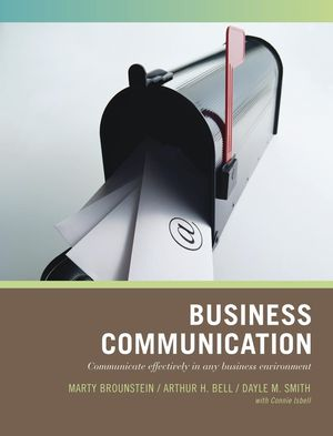 Wiley Pathways Business Communication, 1st Edition (EHEP000847) cover image