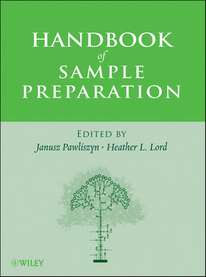 Handbook of Sample Preparation