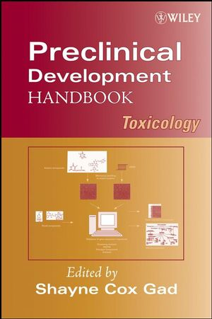 Preclinical Development Handbook: Toxicology (0470249048) cover image