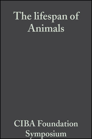 The Lifespan of Animals, Volume 5: Colloquia on Ageing