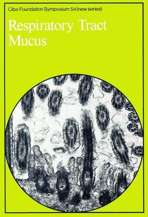 Respiratory Tract Mucus