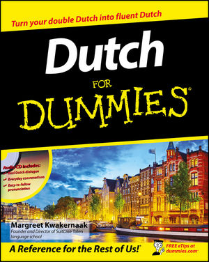 Dutch For Dummies (0470779748) cover image
