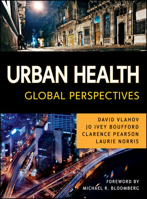 Urban Health: Global Perspectives (0470880848) cover image