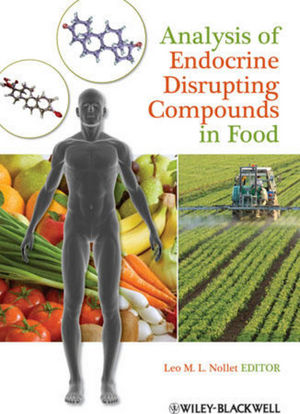 Analysis of Endocrine Disrupting Compounds in Food (0470961848) cover image