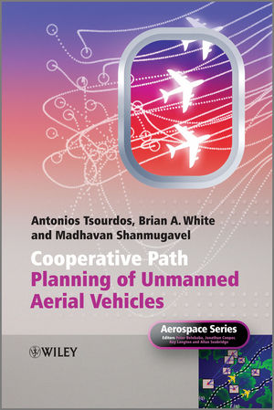 Cooperative Path Planning of Unmanned Aerial Vehicles (0470974648) cover image